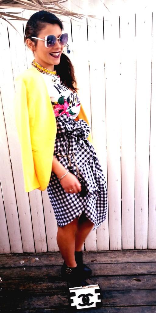 מחולצה לשמלה