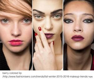 טרנדים בתחום האופנה 2016