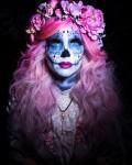 תמונה של קמפיין- איפור Sugar Skull