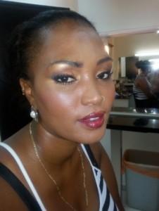 איפור לעור כהה