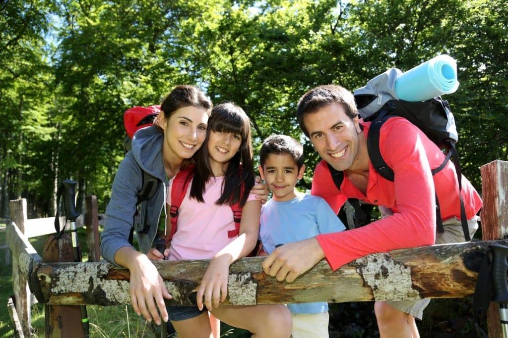 טיפוח בעת חופשה משפחתית
