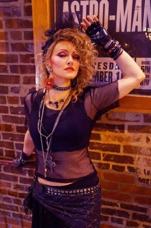 מדונה - הכתיבה את האופנה הפרובוקטיבית בשנות ה- 80