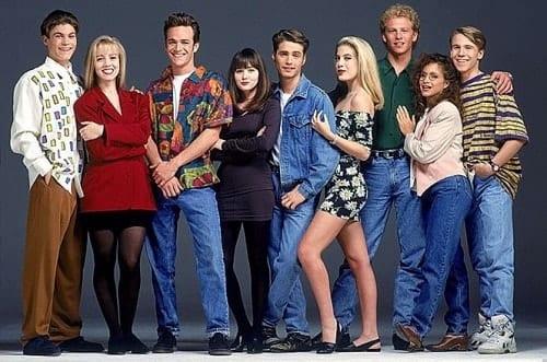 חצאיות מיני והרבה ג'ינס בשנות ה-90