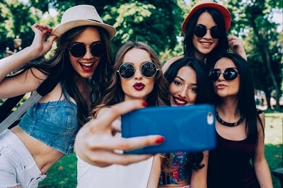 סטיילינג נשים ונערות