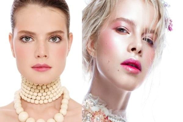 טרנדים באיפור ואופנה חורף 2019