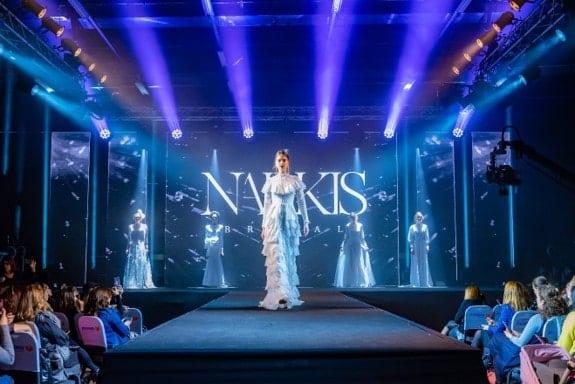 מאפרים מתחילים בתצוגות אופנה