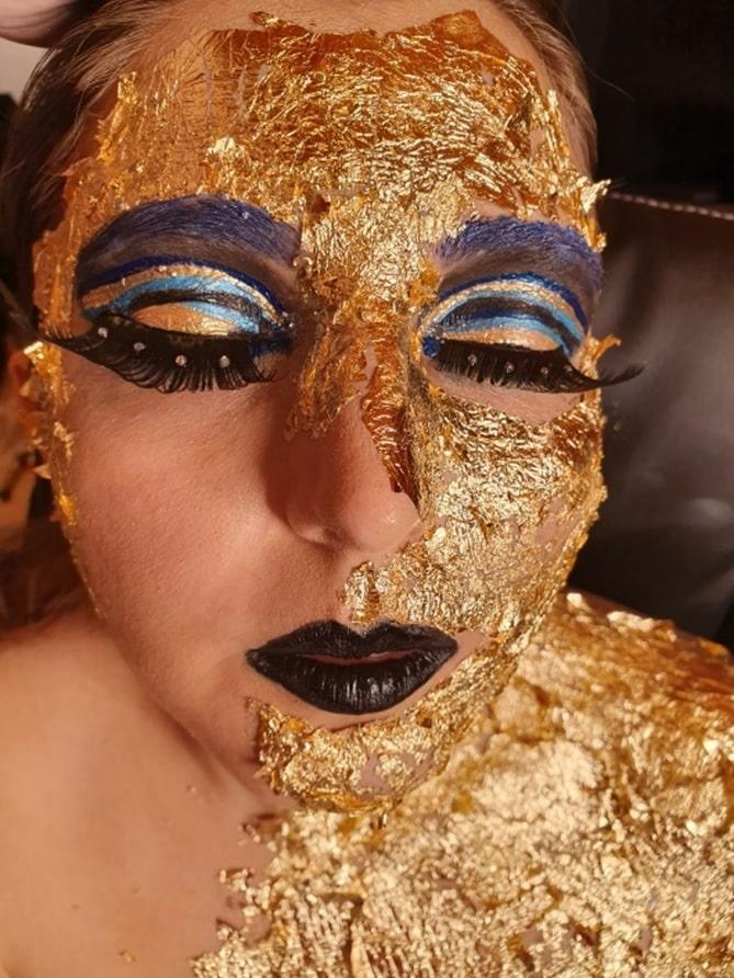 נסיכת הקרח זהב - שלב שני