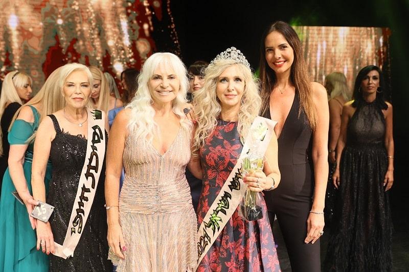 הזוכה המאושרת בתחרות סבתוש 2021